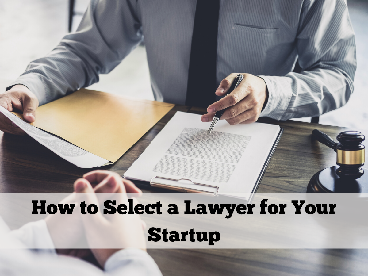 Legal Basics Investor Should Know When Engaging a Startup Lawyer
